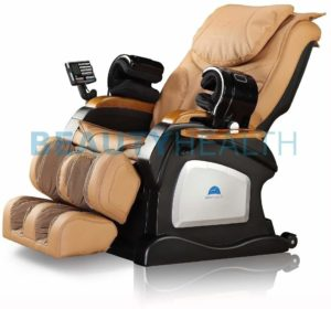 Authentic Beautyhealth Shiatsu Arm Hand Massage Chair with Jade Heat Therapy, Human Body Scan, Mp3 Synched Massage