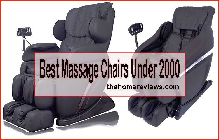 best-massage-chairs-under-2000