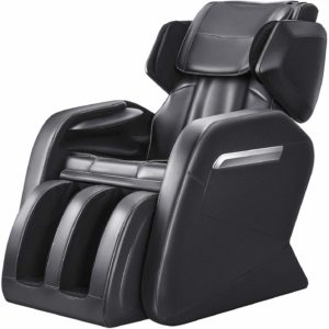 OOTORI FULL BODY ELECTRIC MASSAGE CHAIR, ZERO GRAVITY NECK BACK LEGS AND FOOT SHIATSU MASSAGER WITH HEAT AND FOOT ROLLERS