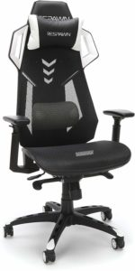 RESPAWN 300 Racing Style Gaming Chair, in White